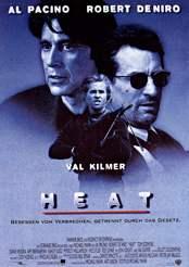 Filmplakat zu Heat