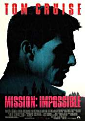 Filmplakat zu Mission: Impossible