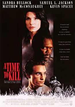 Filmplakat zu A Time to Kill