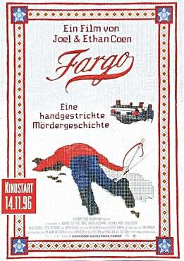 Filmplakat zu Fargo
