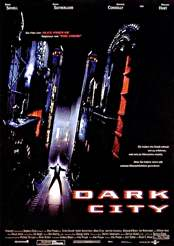 Filmplakat Dark City