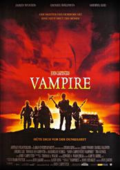 Filmplakat zu John Carpenters Vampire