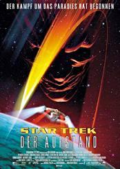 Filmplakat zu Star Trek: Der Aufstand