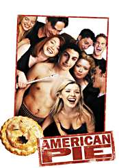 Filmplakat American Pie – Wie ein heißer Apfelkuchen