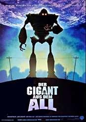 Filmplakat zu Der Gigant aus dem All