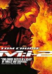 Filmplakat Mission: Impossible 2