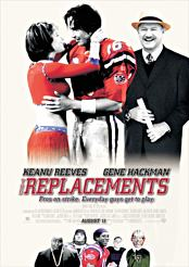 Filmplakat zu The Replacements