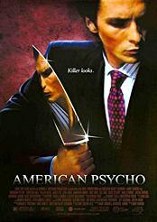 Filmplakat zu American Psycho