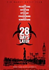 Filmplakat 28 Days Later…