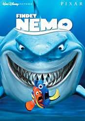 Filmplakat Findet Nemo