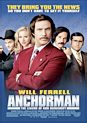 Filmplakat Anchorman – Die Legende von Ron Burgundy