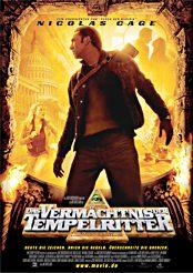 Filmplakat zu Das Vermächtnis der Tempelritter