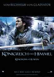 Filmplakat zu Königreich der Himmel