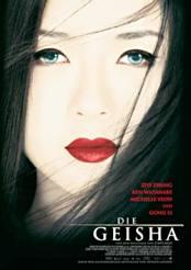 Filmplakat zu Die Geisha