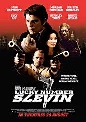 Filmplakat zu Lucky Number Slevin