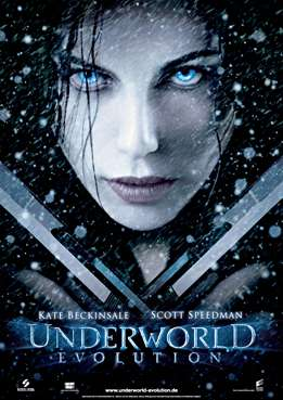 Filmplakat Underworld: Evolution