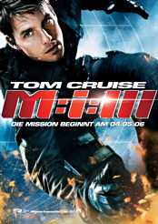 Filmplakat zu Mission: Impossible 3
