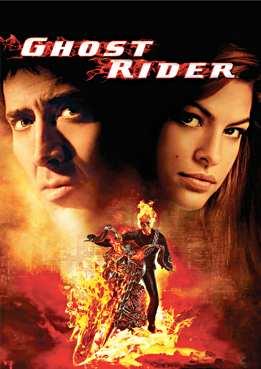 Filmplakat zu Ghost Rider