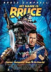 Filmplakat zu My Name is Bruce