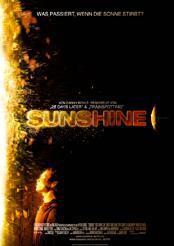 Filmplakat Sunshine