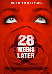 Filmplakat 28 Weeks Later