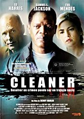 Filmplakat Cleaner