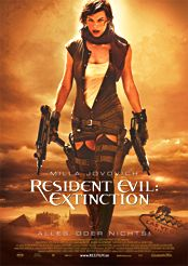 Filmplakat zu Resident Evil: Extinction