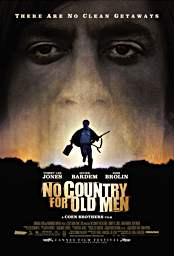 Filmplakat zu No Country for Old Men
