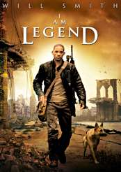 Filmplakat I Am Legend