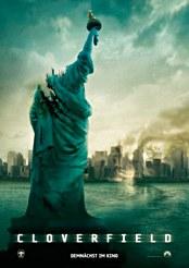 Filmplakat zu Cloverfield