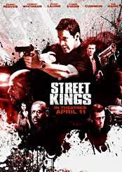 Filmplakat Street Kings