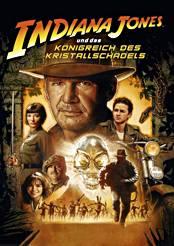 Filmplakat zu Indiana Jones und das Königreich des Kristallschädels