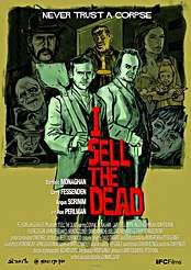 Filmplakat zu I Sell the Dead