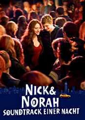 Filmplakat zu Nick und Norah - Soundtrack einer Nacht