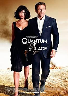 Filmplakat zu Quantum of Solace