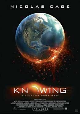 Filmplakat zu Knowing