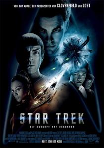 Filmplakat Star Trek