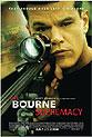 Filmplakat Die Bourne Verschwörung