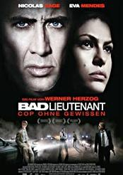 Filmplakat zu Bad Lieutenant - Cop ohne Gewissen