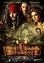 Filmplakat Pirates of the Caribbean – Fluch der Karibik 2