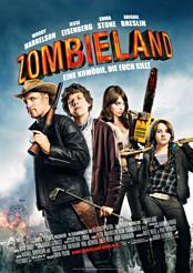 Filmplakat Zombieland