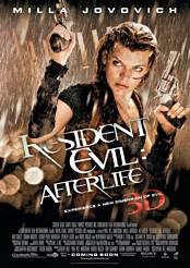 Filmplakat zu Resident Evil: Afterlife