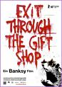 Filmplakat zu Banksy - Exit Through the Gift Shop