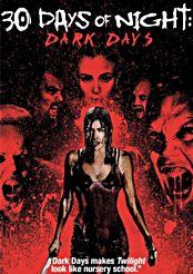 Filmplakat zu 30 Days of Night: Dark Days