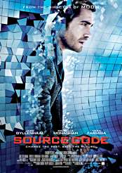 Filmplakat zu Source Code
