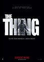Filmplakat The Thing