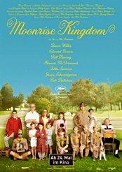 Filmplakat zu Moonrise Kingdom