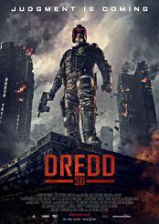 Filmplakat zu Dredd