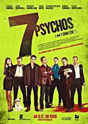 Filmplakat zu 7 Psychos