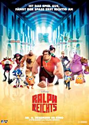 Filmplakat zu Ralph reichts